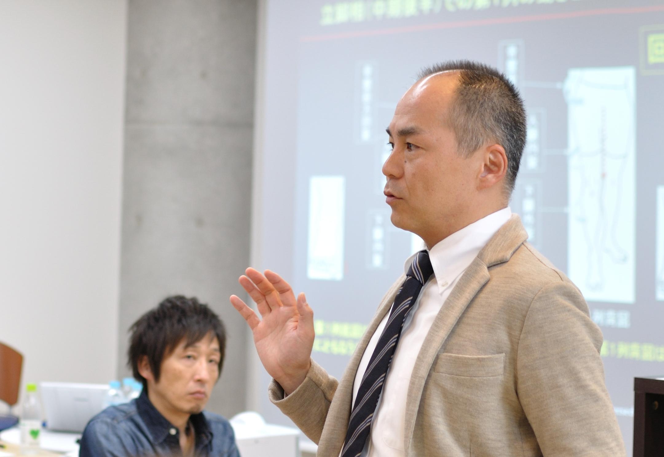 講師 岩永竜也先生イメージ